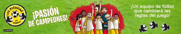 <div>Los Pirañas del Fútbol</div>